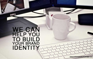 Make My Website Design can help you to build your brand identity