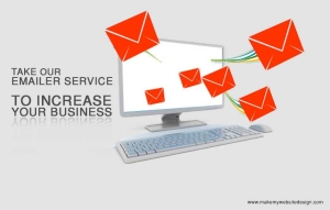 Make my website design also providing emailer and seo serices