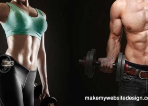 It was a Website design project for a delhi india based online fitness and nutrition consultant.